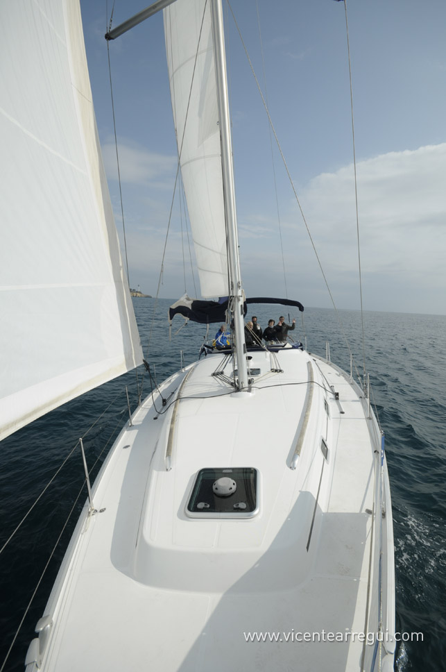 El velero Argonauta