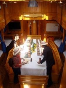 Catering a bordo