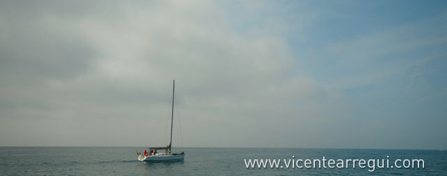 Petrvus saliendo de puerto