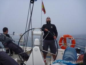 Navegando en la niebla