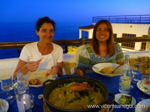 Cenita frente al mar en Roda de Barà