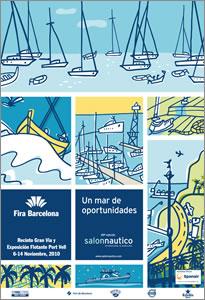 Consigue entradas gratis para el Salon Nautico de Barcelona 2010