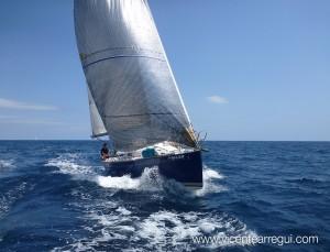 TETE en regata del Maresme