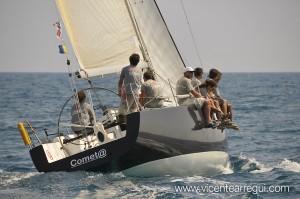 Campionat Catalunya Creuers 2012. Comet@