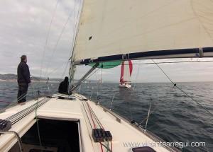 Navegar en Invierno - Maresme Sud